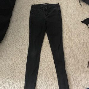 Black Calvin Klein jeans